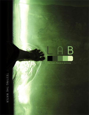 LAB issue 0.5 cover