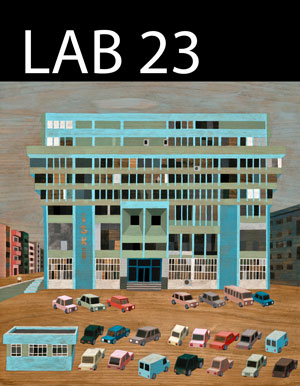 LAB issue 23 cover